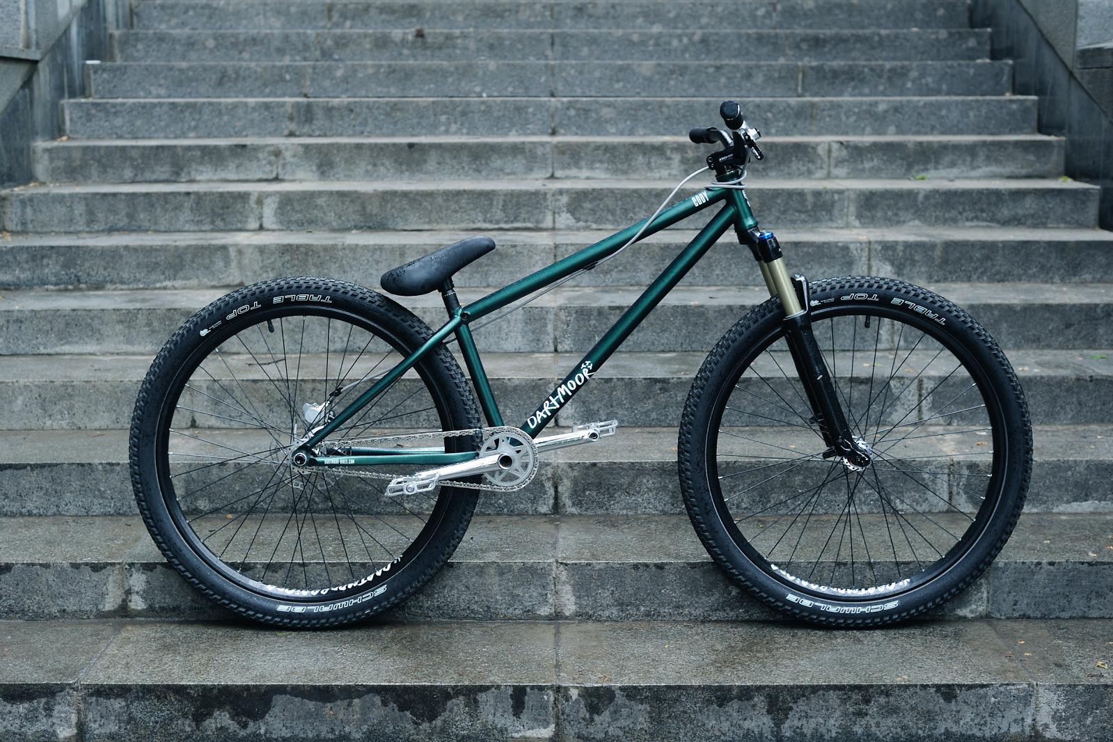 Cody II set- up - Dartmoor Bikes - Mountain Biking Pictures - Vital MTB