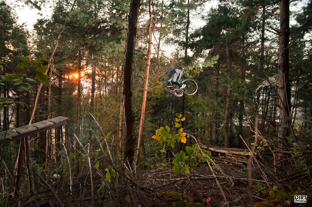 Behind the scenes shots - Dartmoor Bikes - Mountain Biking Pictures - Vital MTB