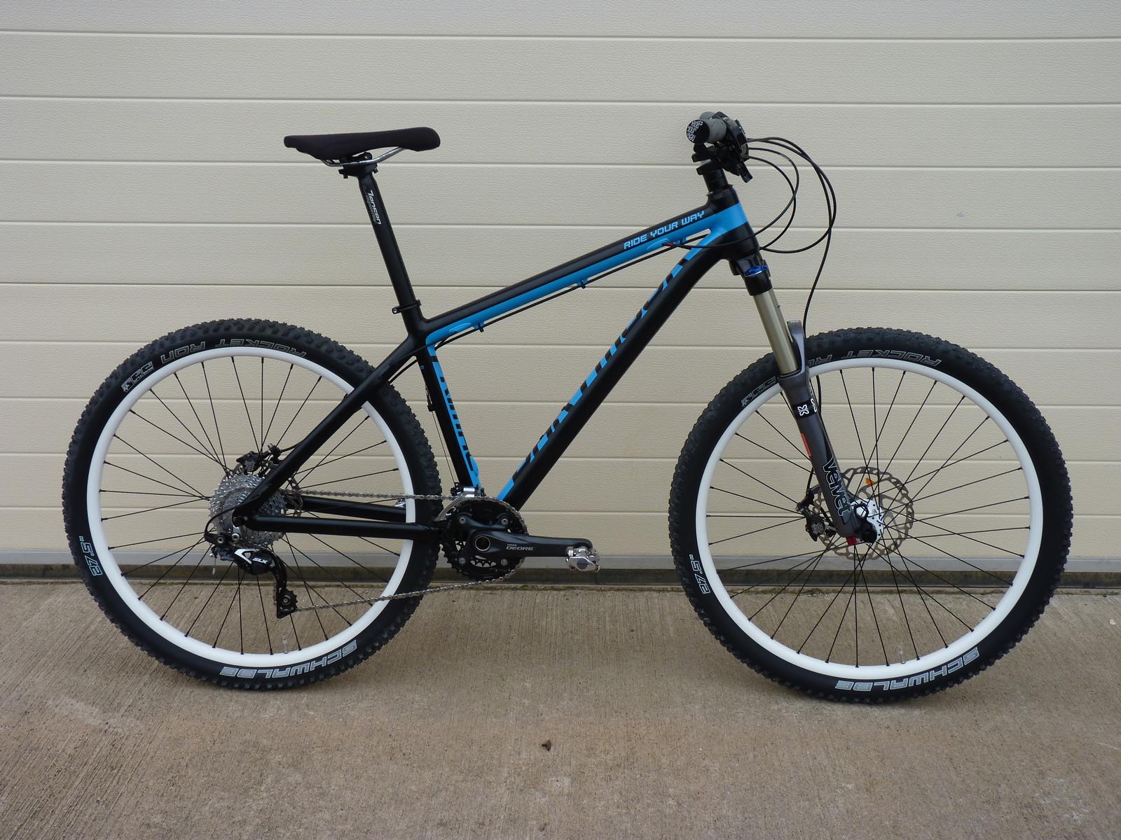 Dartmoor Primal 4X Bike - Dartmoor Bikes - Mountain Biking Pictures - Vital MTB
