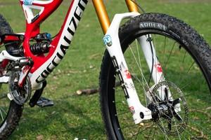 Brand new Dartmoor 27,5 wheels