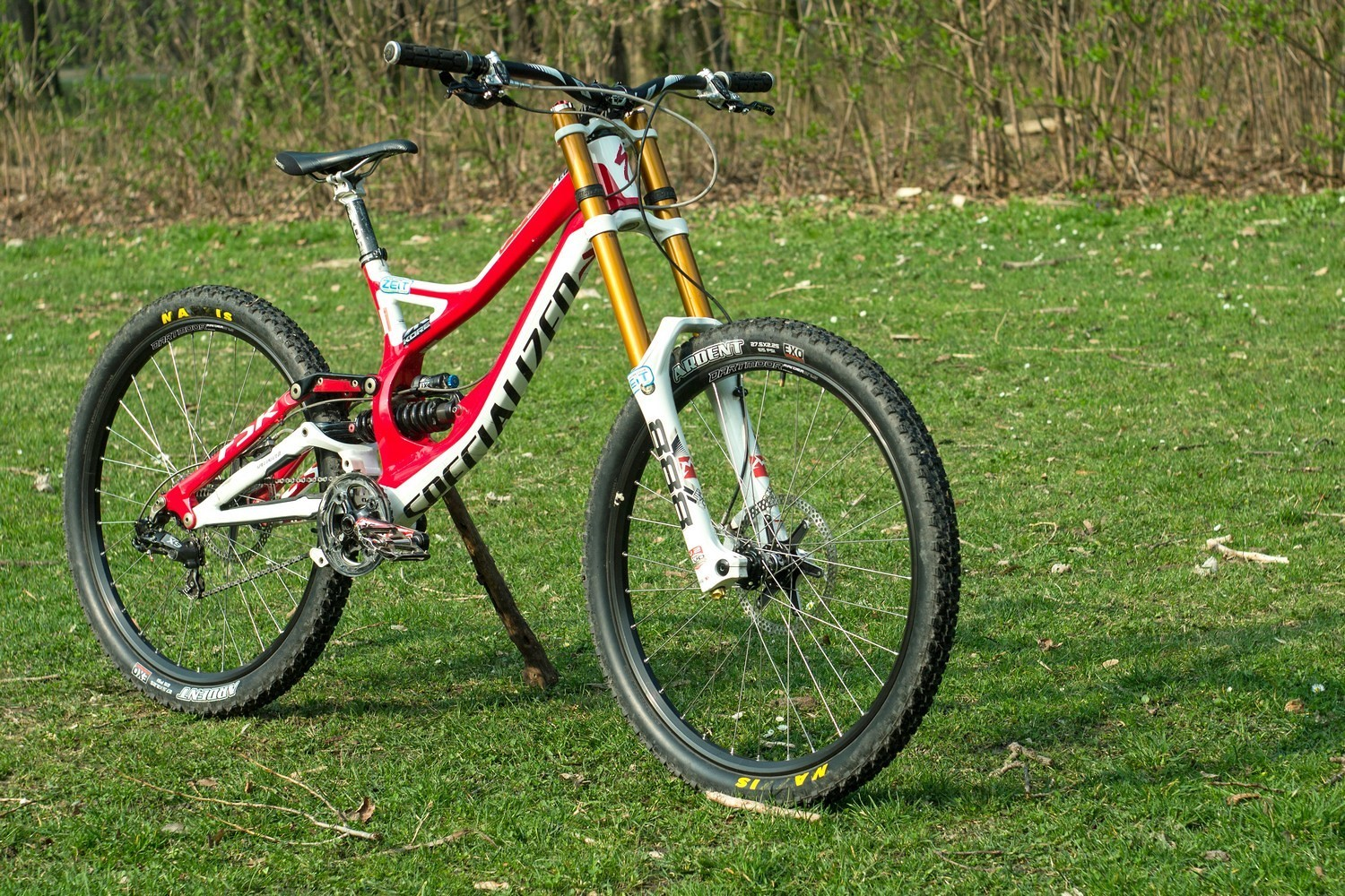 Brand new Dartmoor 27,5 wheels - Dartmoor Bikes - Mountain Biking Pictures - Vital MTB