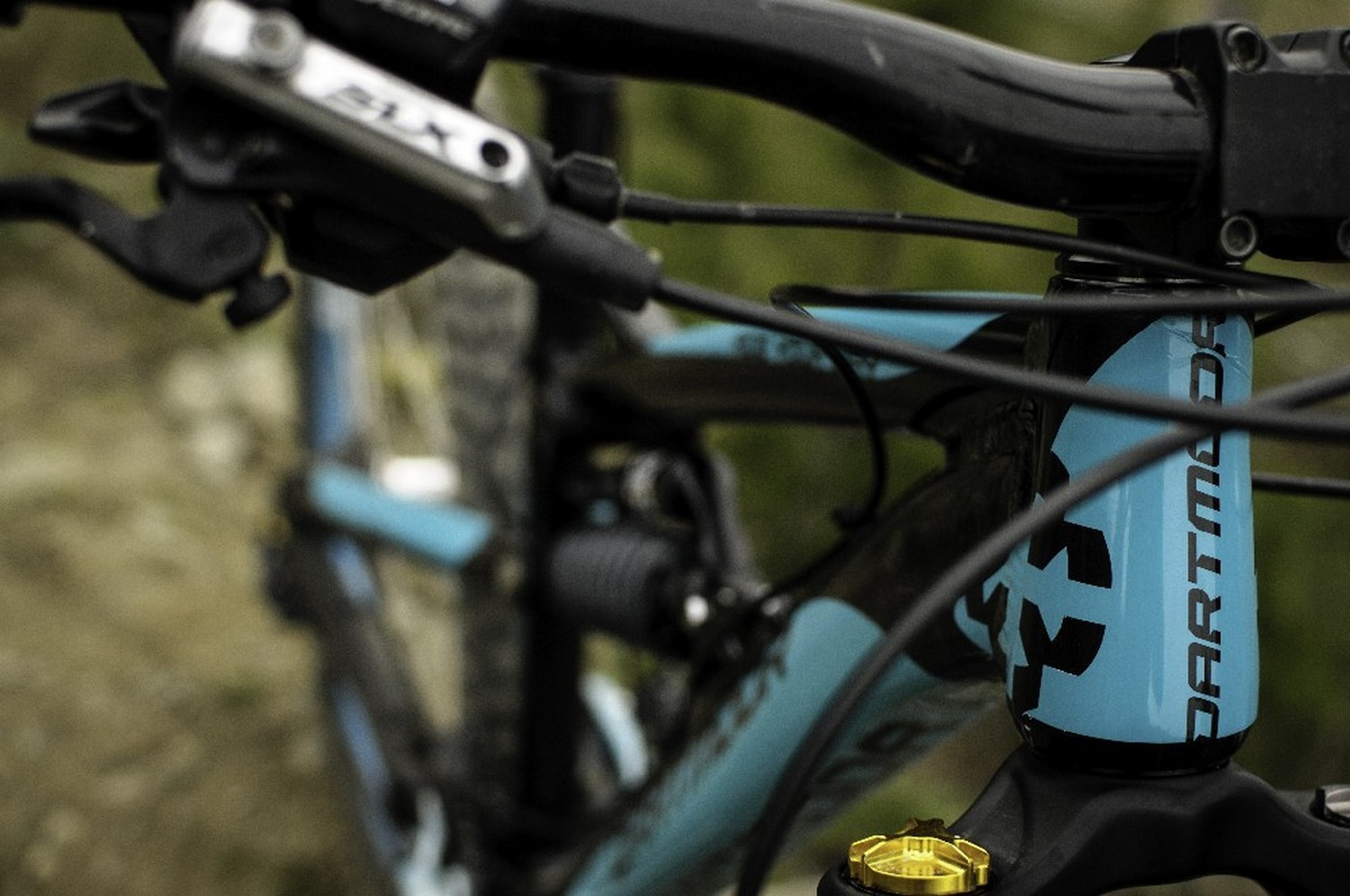 Headtube - Dartmoor Bikes - Mountain Biking Pictures - Vital MTB