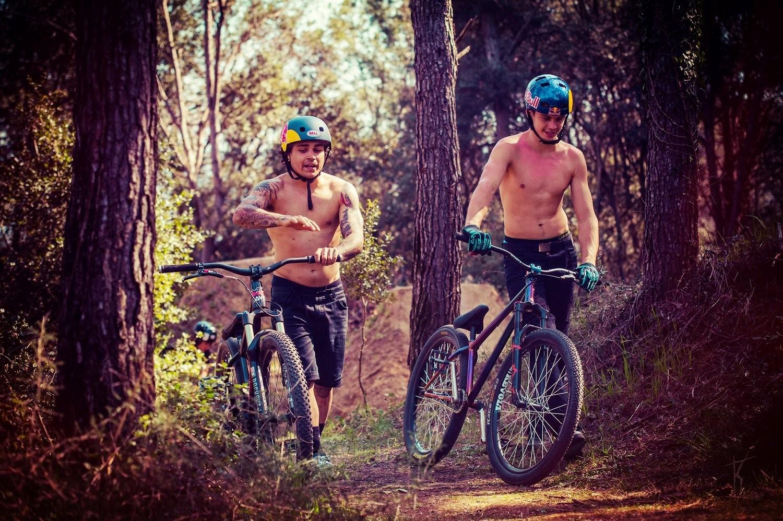 Szymon Godziek in Barcelona - Dartmoor Bikes - Mountain Biking Pictures - Vital MTB