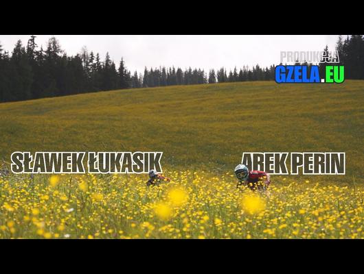 Arek Perin & Sławek Łukasik at Schladming