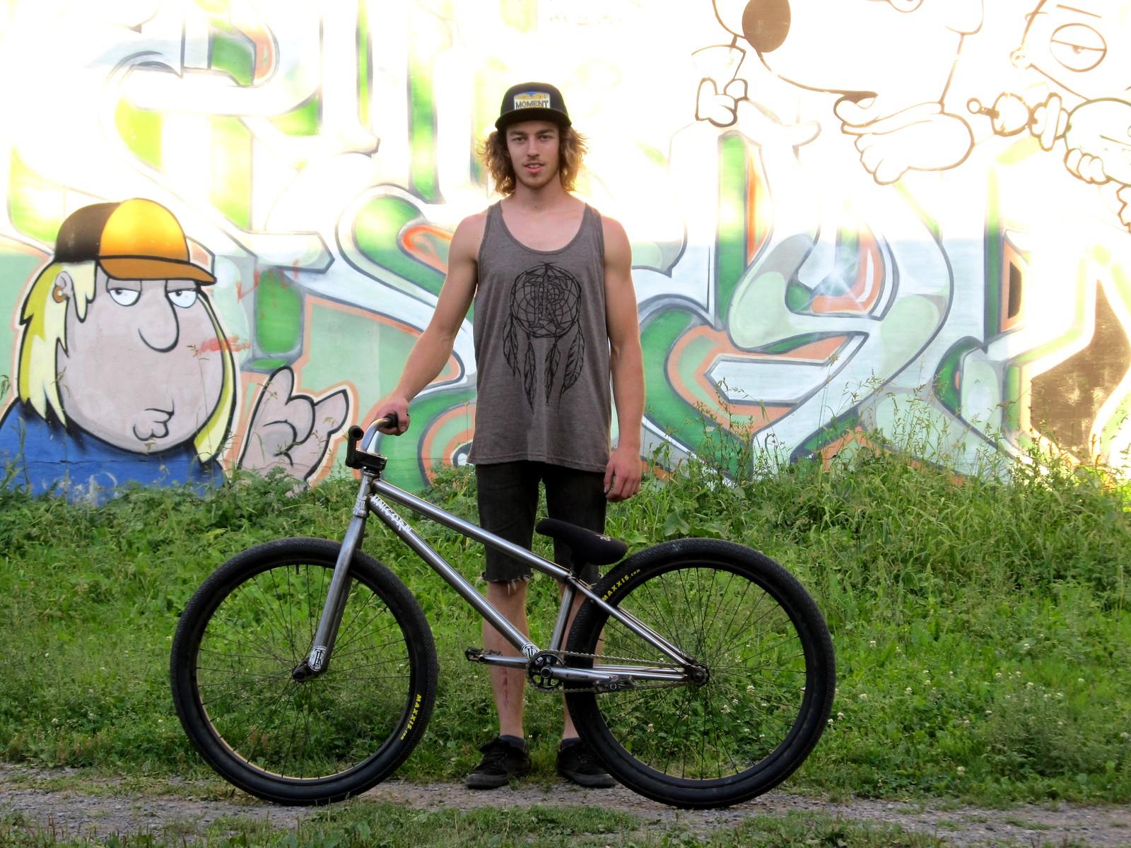 Welcome to the Team Michel Plonka! - ILLBIKE_Igor - Mountain Biking Pictures - Vital MTB