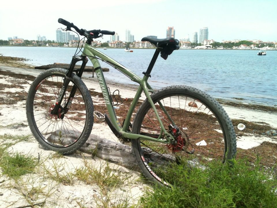 Virginia Key beach, Key Biscayne, FL - rickram88 - Mountain Biking Pictures - Vital MTB