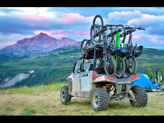 Downhill Brigade   Alaska series trailer