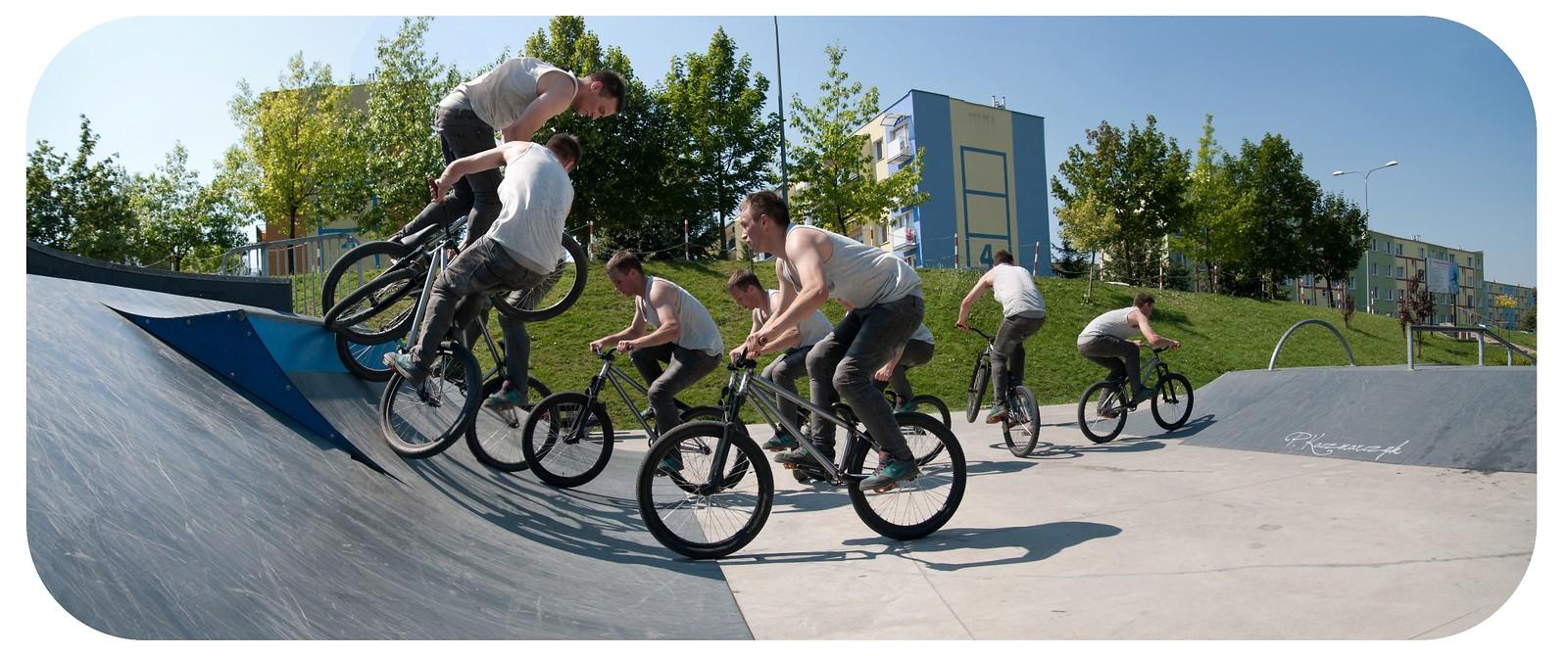 360 to fakie to 180 - piotrkaczmarczyk - Mountain Biking Pictures - Vital MTB