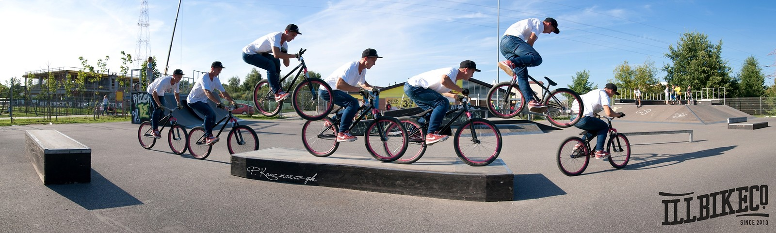Barspin and tailwhip Sequence - piotrkaczmarczyk - Mountain Biking Pictures - Vital MTB