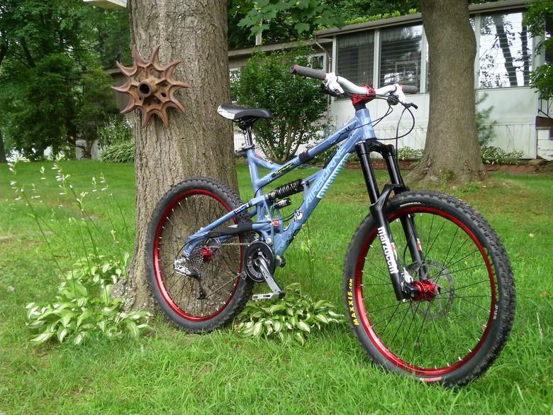 Airborne Marauder Outlaw Fuziontheace S Bike Check Vital Mtb