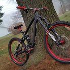 NS bikes Snabb E frame-set spank build 2015