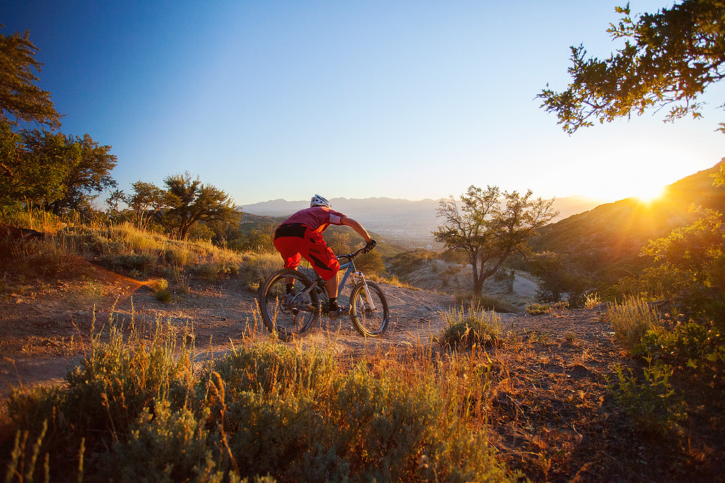 Beat the sun  - dfinn - Mountain Biking Pictures - Vital MTB