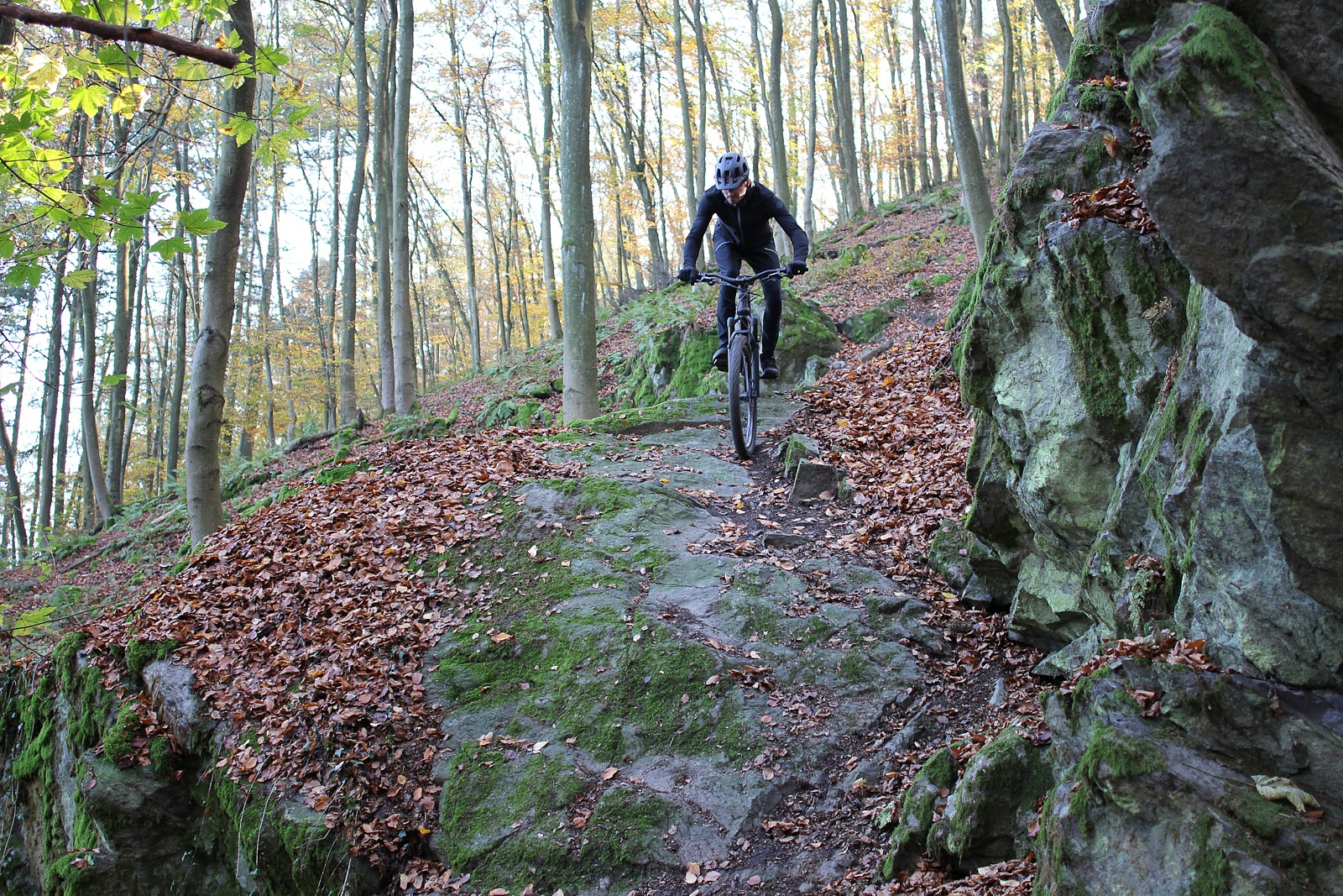 Rock Ride - aurelio - Mountain Biking Pictures - Vital MTB