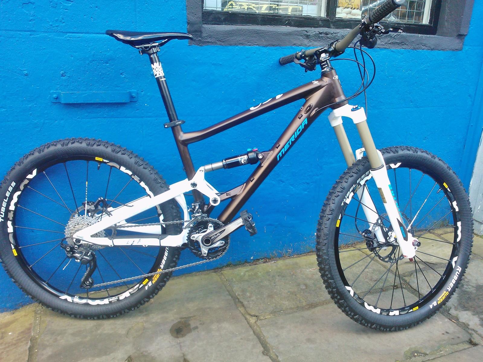 The full bike