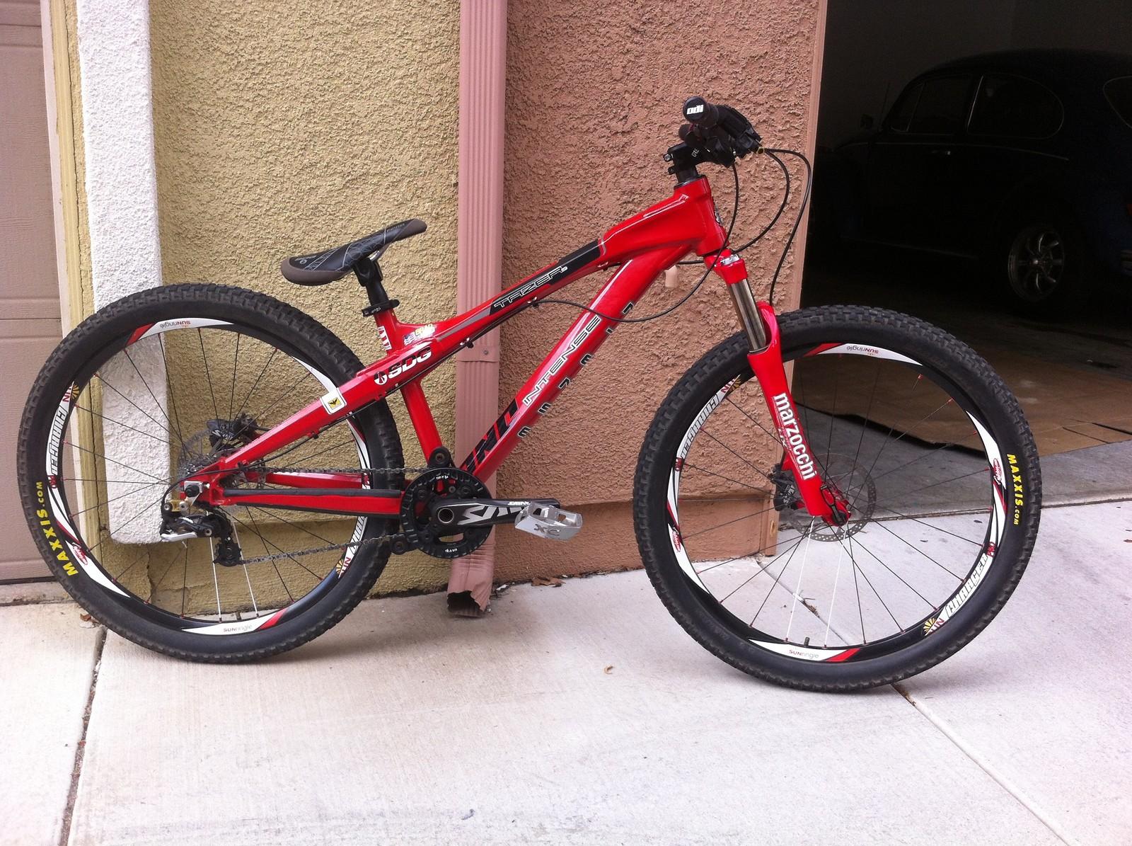 Intense Tazer Ht For Sale Bk1771 S Bike Check Vital Mtb
