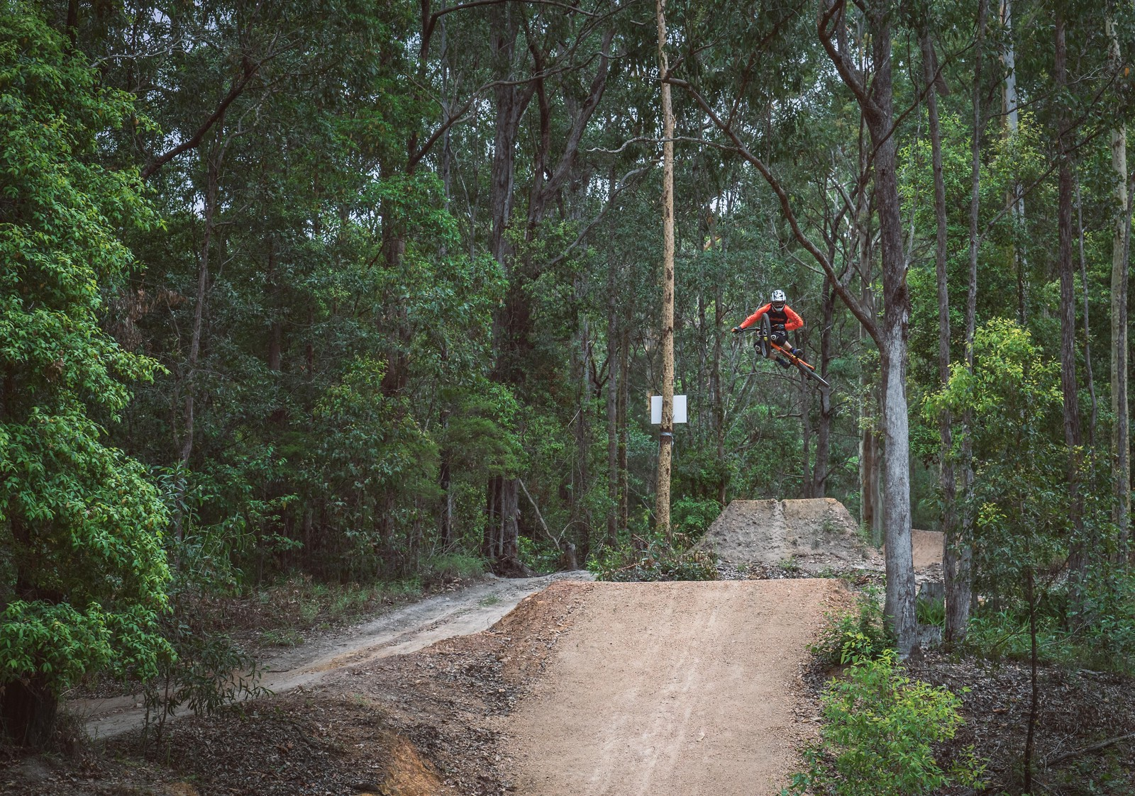 3rd jump at boomers - Zer0mtb - Mountain Biking Pictures - Vital MTB