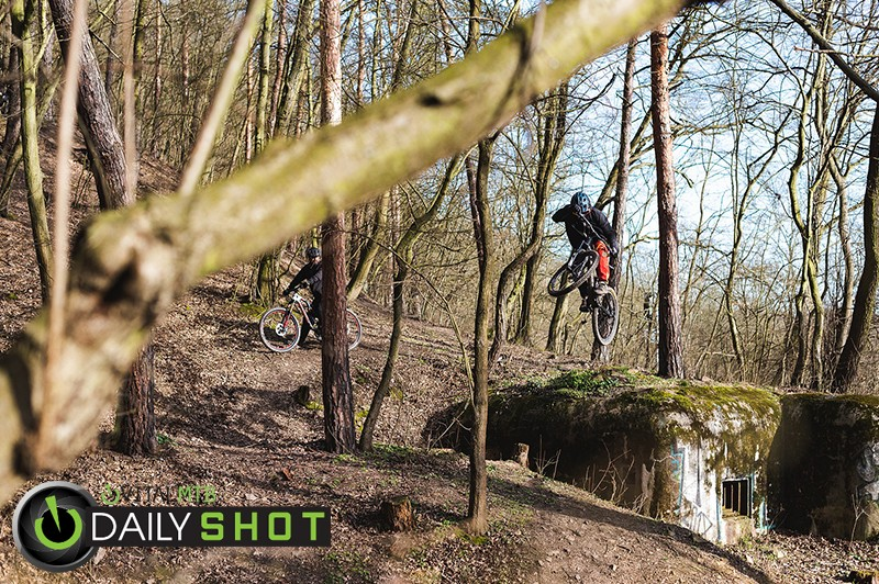 Riding Local Trails in the Czech Republic - Zer0mtb - Mountain Biking Pictures - Vital MTB
