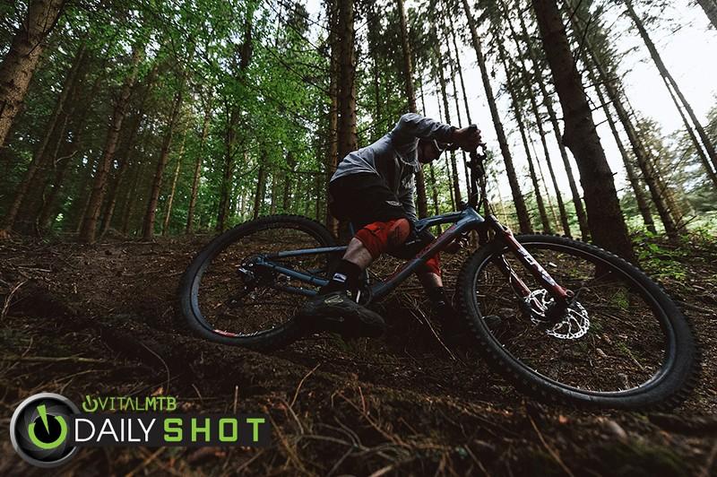 Enjoying local trails after rain - Zer0mtb - Mountain Biking Pictures - Vital MTB