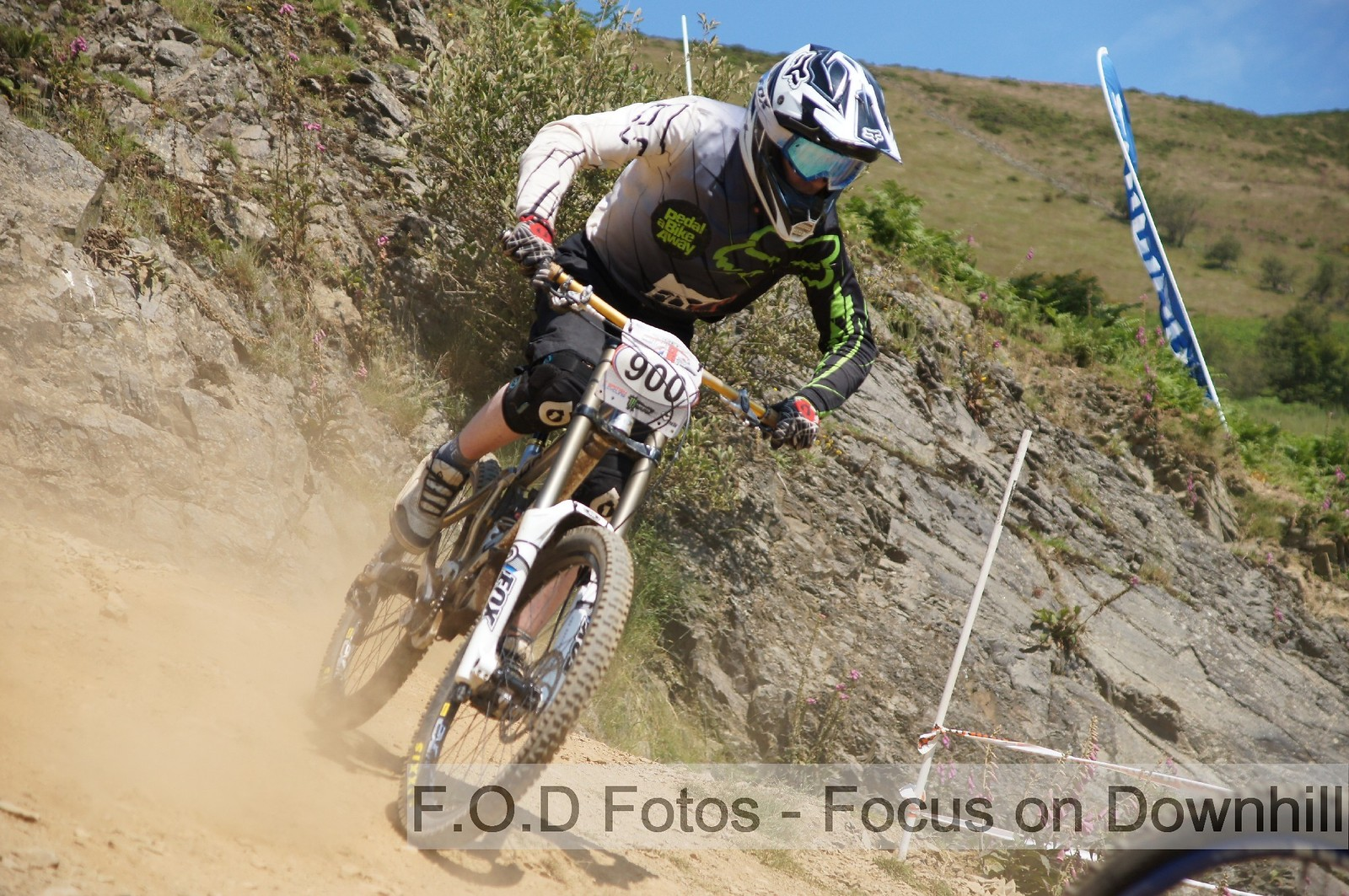Charlie Hatton national Champs 2012 - Fodfotos - Mountain Biking Pictures - Vital MTB