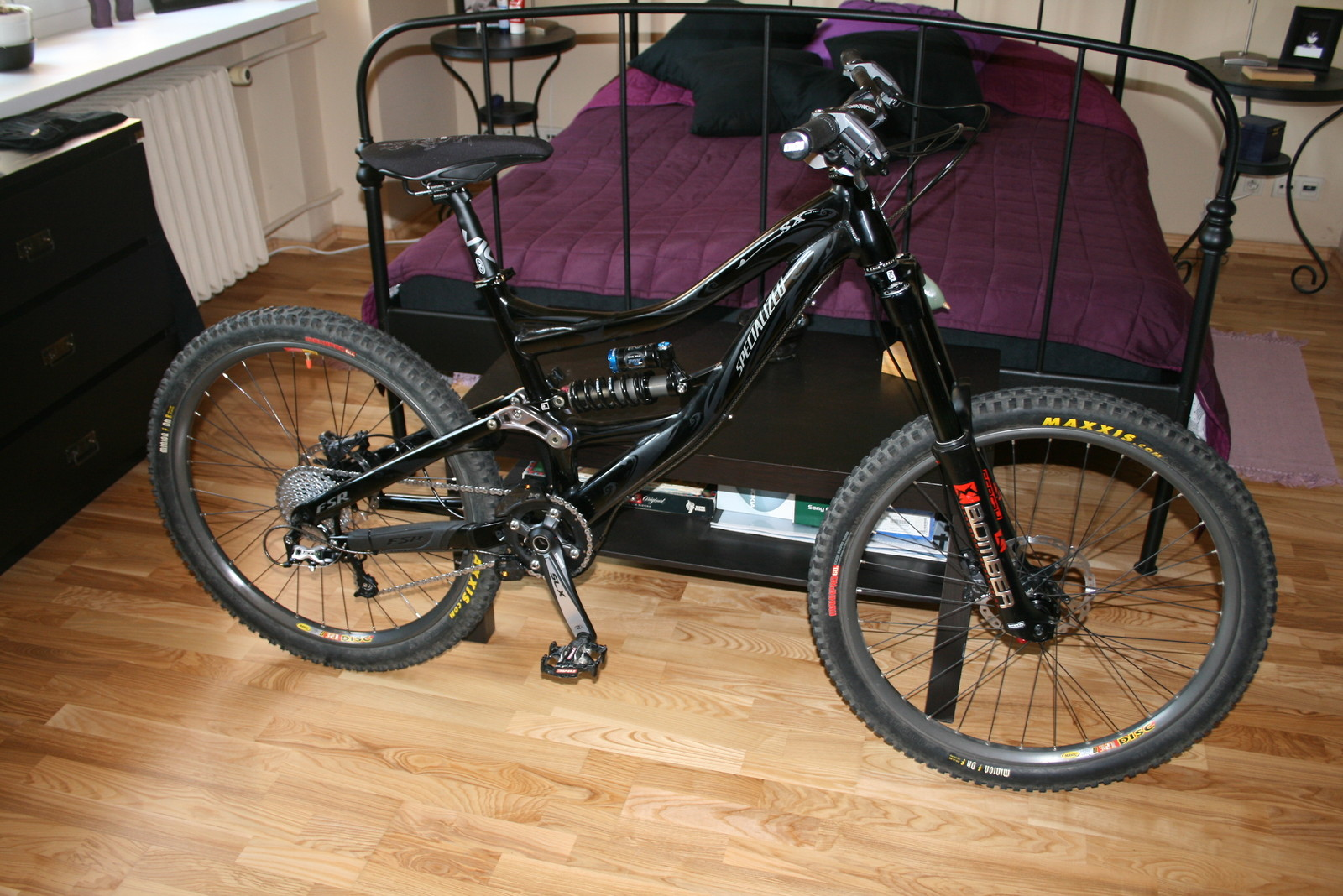 Specialized SX TRAIL 2010