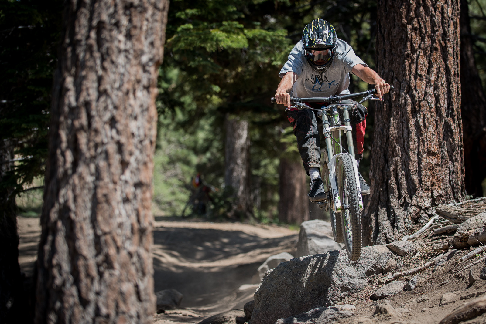Racer Steeze - Vital Ditch Day 2016 at Snow Summit Bike Park - Mountain Biking Pictures - Vital MTB