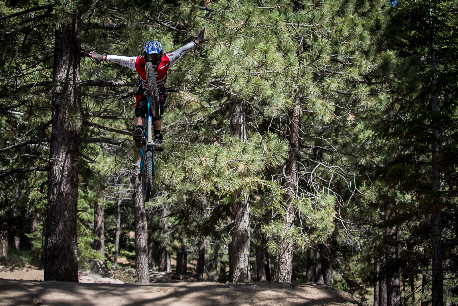 James Visser - Vital Ditch Day 2016 at Snow Summit Bike Park - Mountain Biking Pictures - Vital MTB