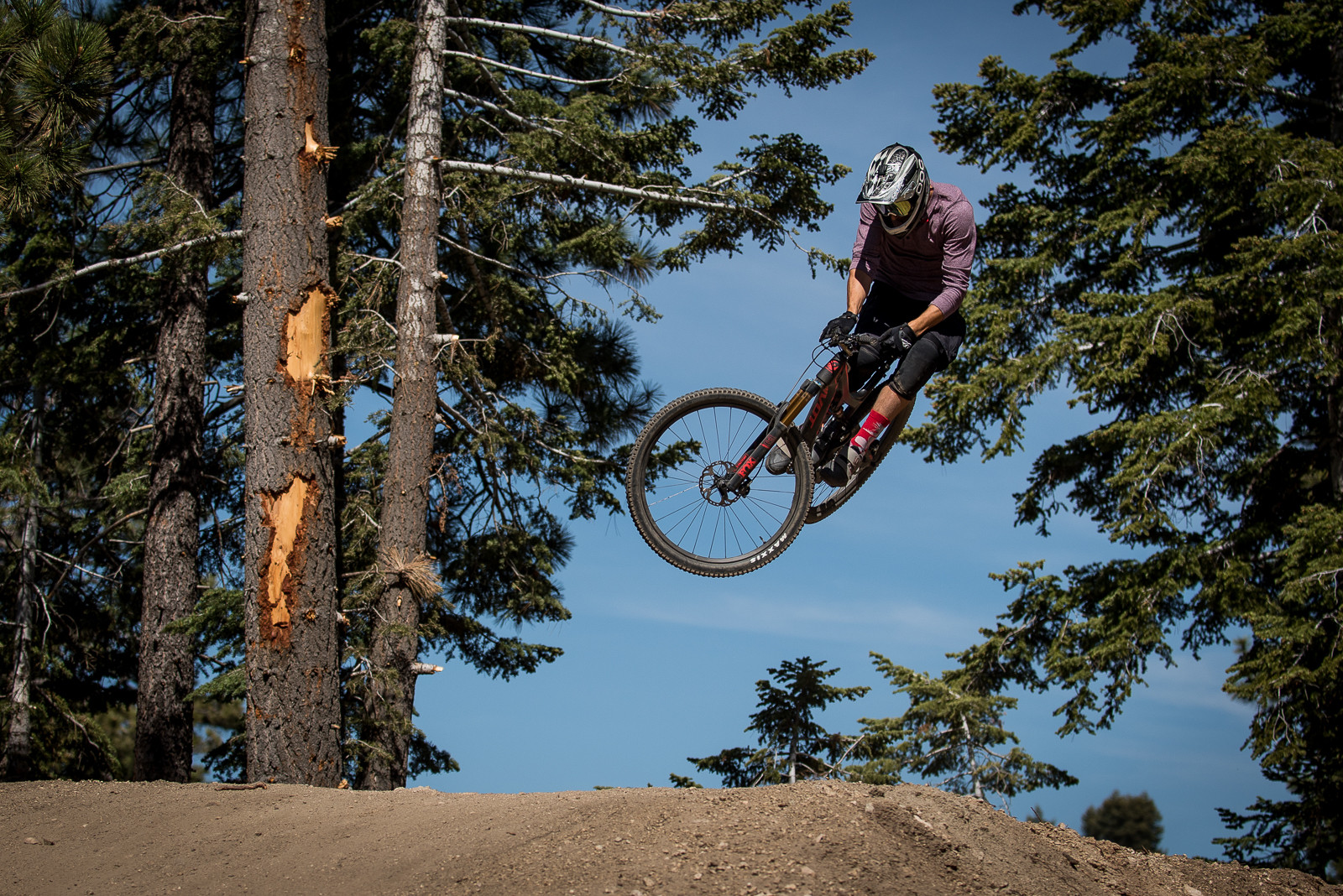 Lear Miller - Vital Ditch Day 2016 at Snow Summit Bike Park - Mountain Biking Pictures - Vital MTB