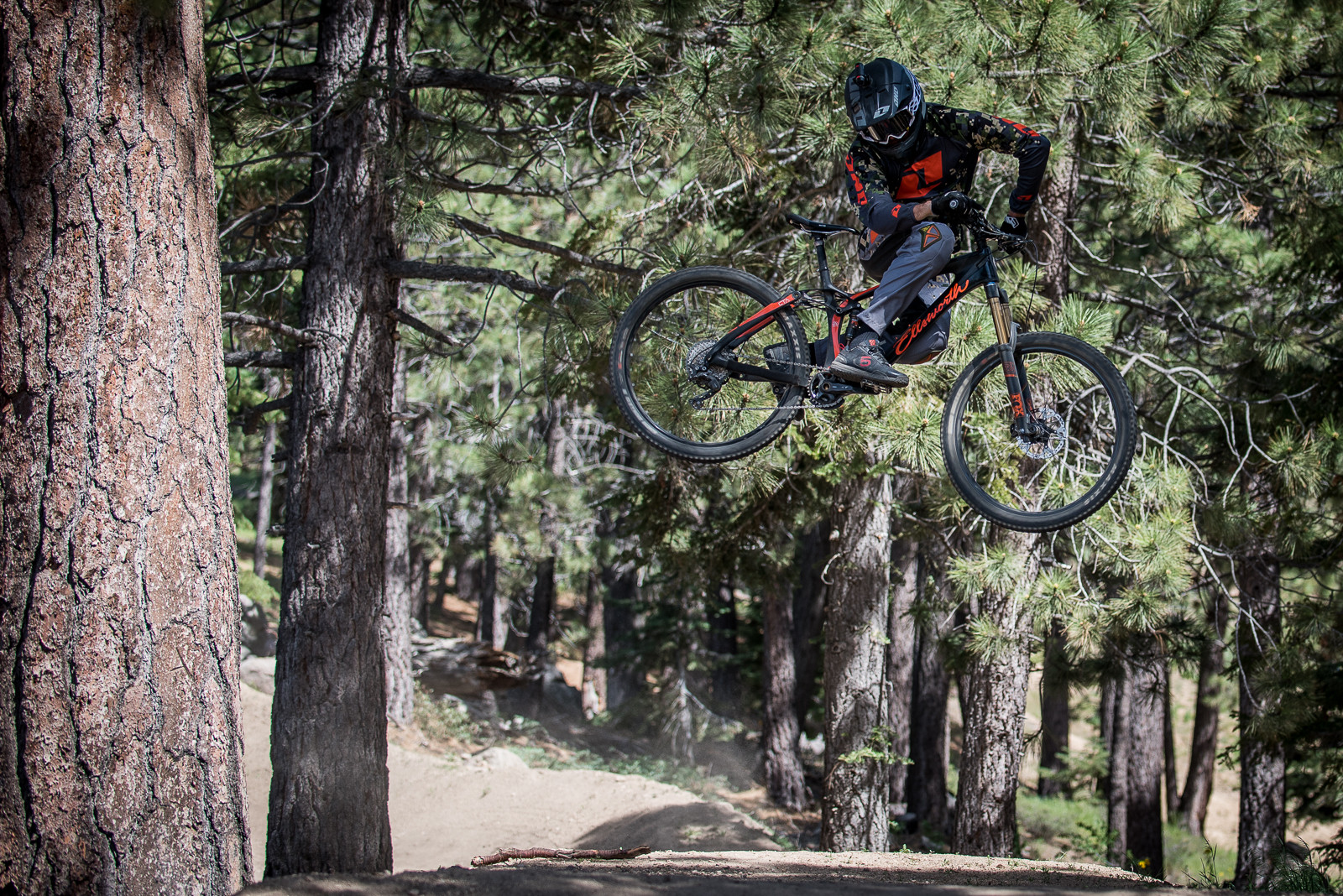 Andre Pepin - Vital Ditch Day 2016 at Snow Summit Bike Park - Mountain Biking Pictures - Vital MTB