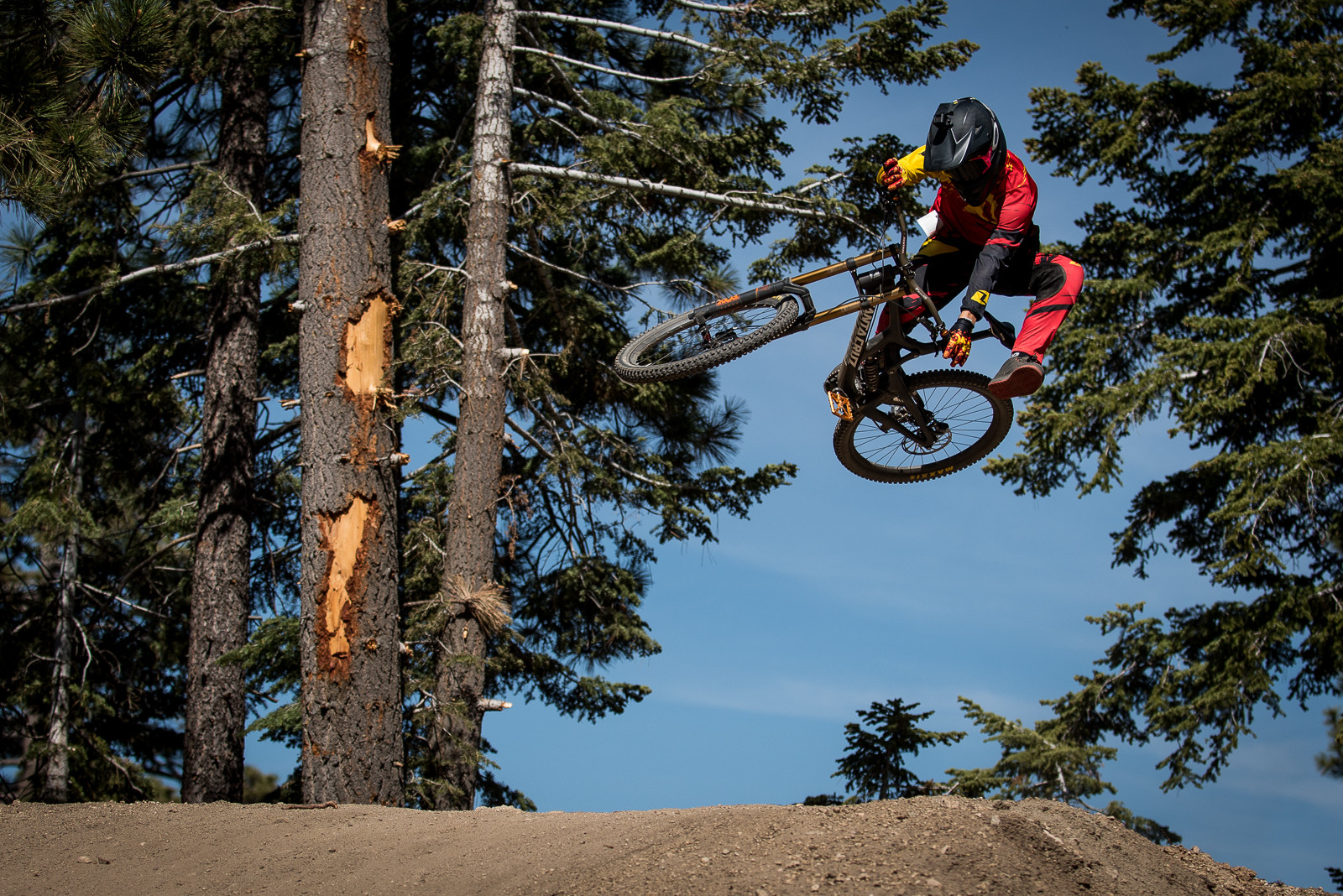 Jake Payne - Vital Ditch Day 2016 at Snow Summit Bike Park - Mountain Biking Pictures - Vital MTB