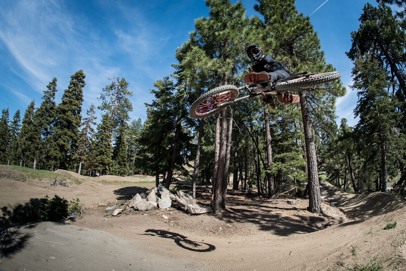 Wil White - Vital Ditch Day 2016 at Snow Summit Bike Park - Mountain Biking Pictures - Vital MTB