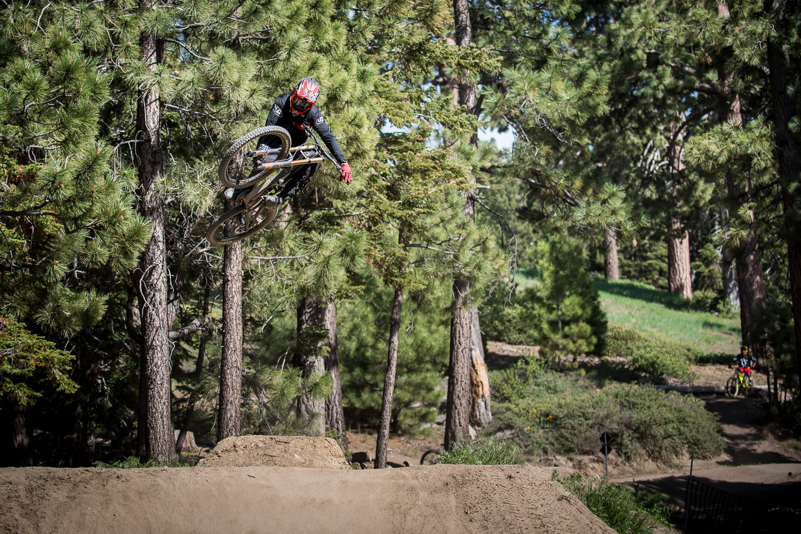 Alfonso Garcia - Vital Ditch Day 2016 at Snow Summit Bike Park - Mountain Biking Pictures - Vital MTB