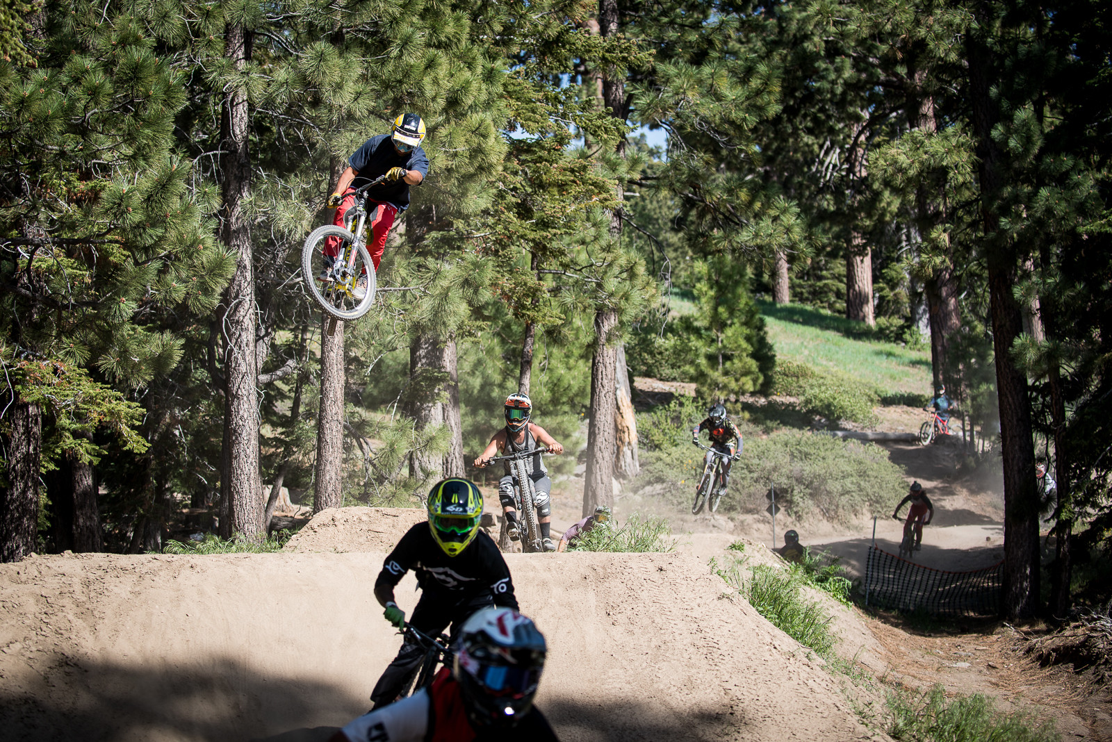 Power Train - Vital Ditch Day 2016 at Snow Summit Bike Park - Mountain Biking Pictures - Vital MTB