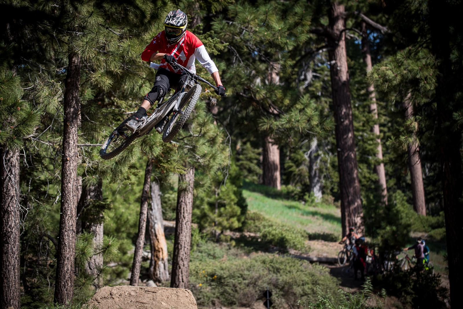 Josh Job - Vital Ditch Day 2016 at Snow Summit Bike Park - Mountain Biking Pictures - Vital MTB