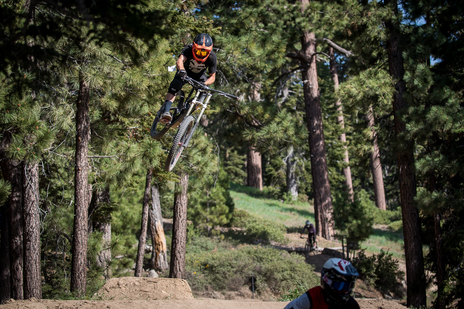 Tanner Stephens  - Vital Ditch Day 2016 at Snow Summit Bike Park - Mountain Biking Pictures - Vital MTB