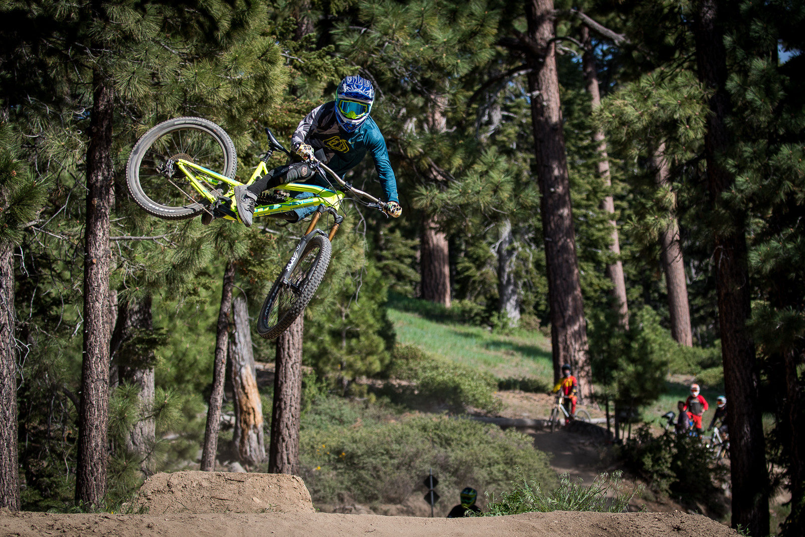 Chappy Fiene - Vital Ditch Day 2016 at Snow Summit Bike Park - Mountain Biking Pictures - Vital MTB