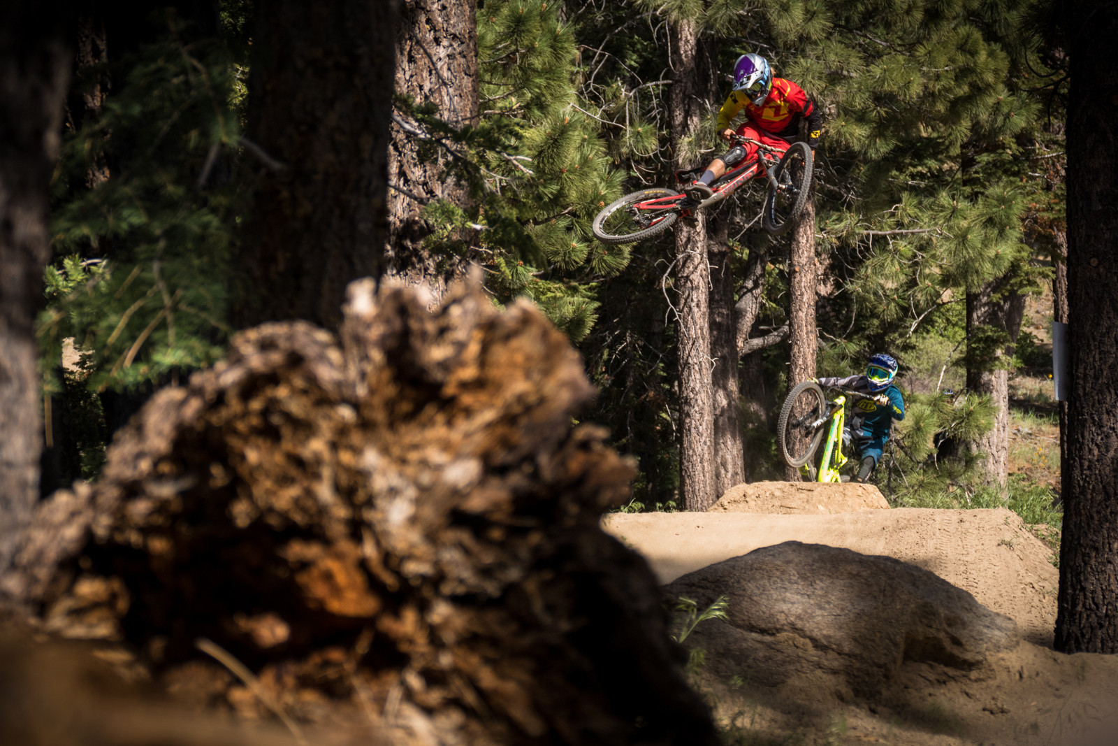 Ray Syron - Vital Ditch Day 2016 at Snow Summit Bike Park - Mountain Biking Pictures - Vital MTB