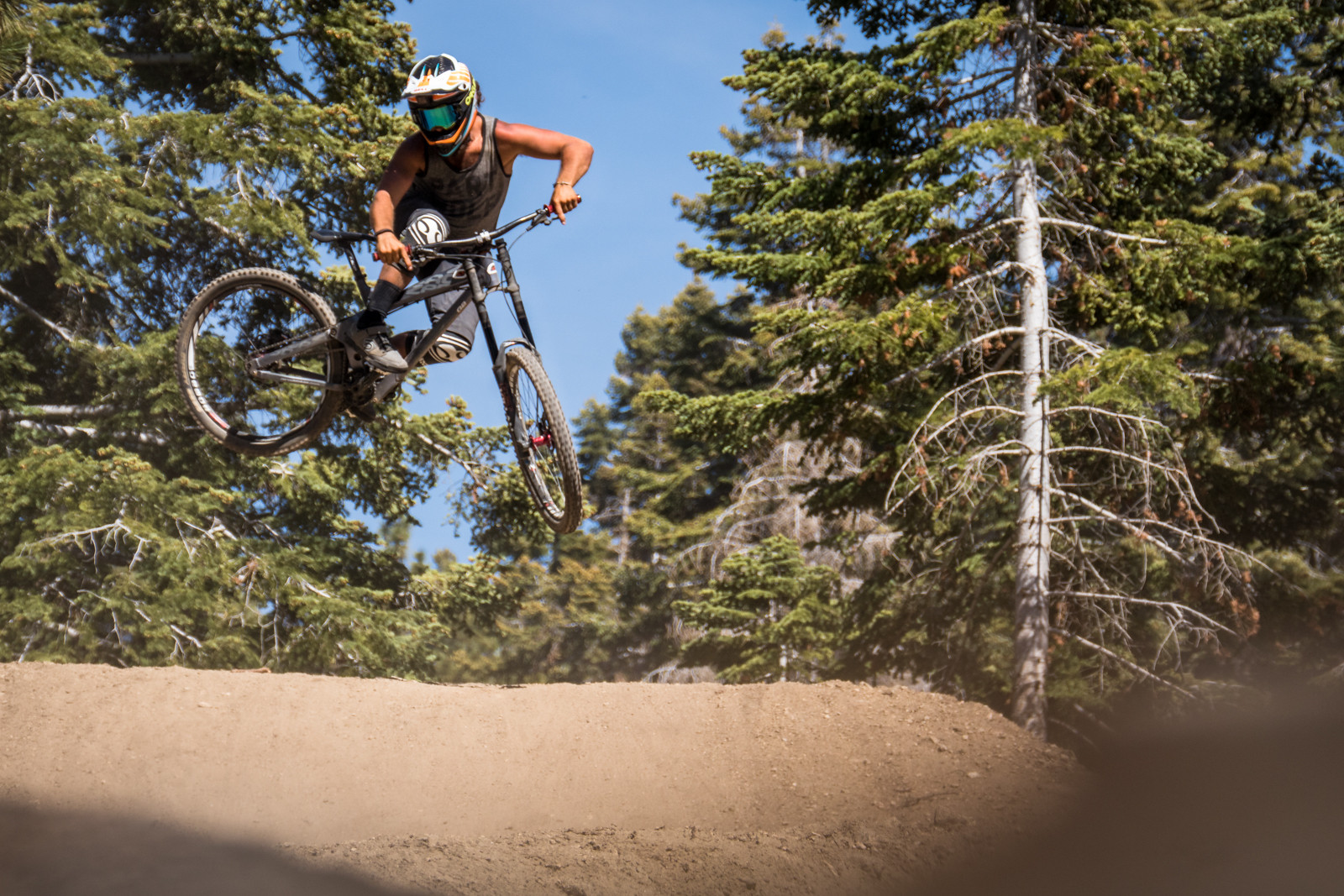 Mikey Haderer - Vital Ditch Day 2016 at Snow Summit Bike Park - Mountain Biking Pictures - Vital MTB
