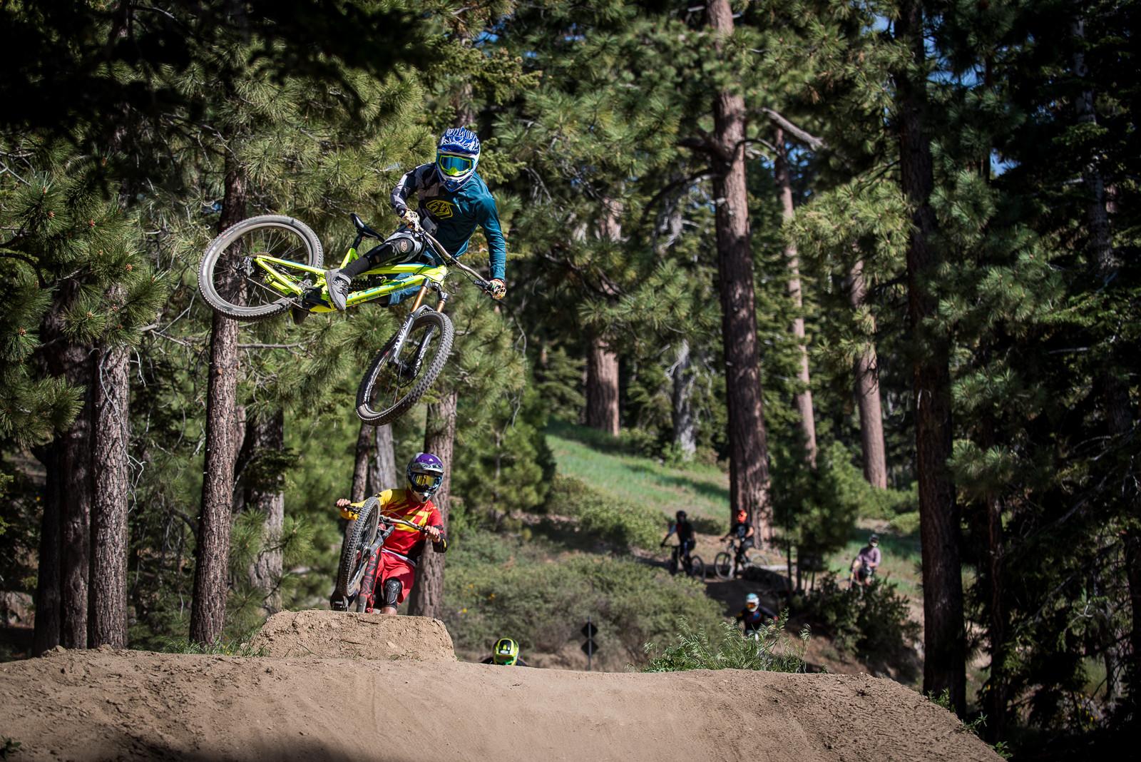 2016 Vital Ditch Day at Snow Summit Bike Park - Vital Ditch Day 2016 at Snow Summit Bike Park - Mountain Biking Pictures - Vital MTB
