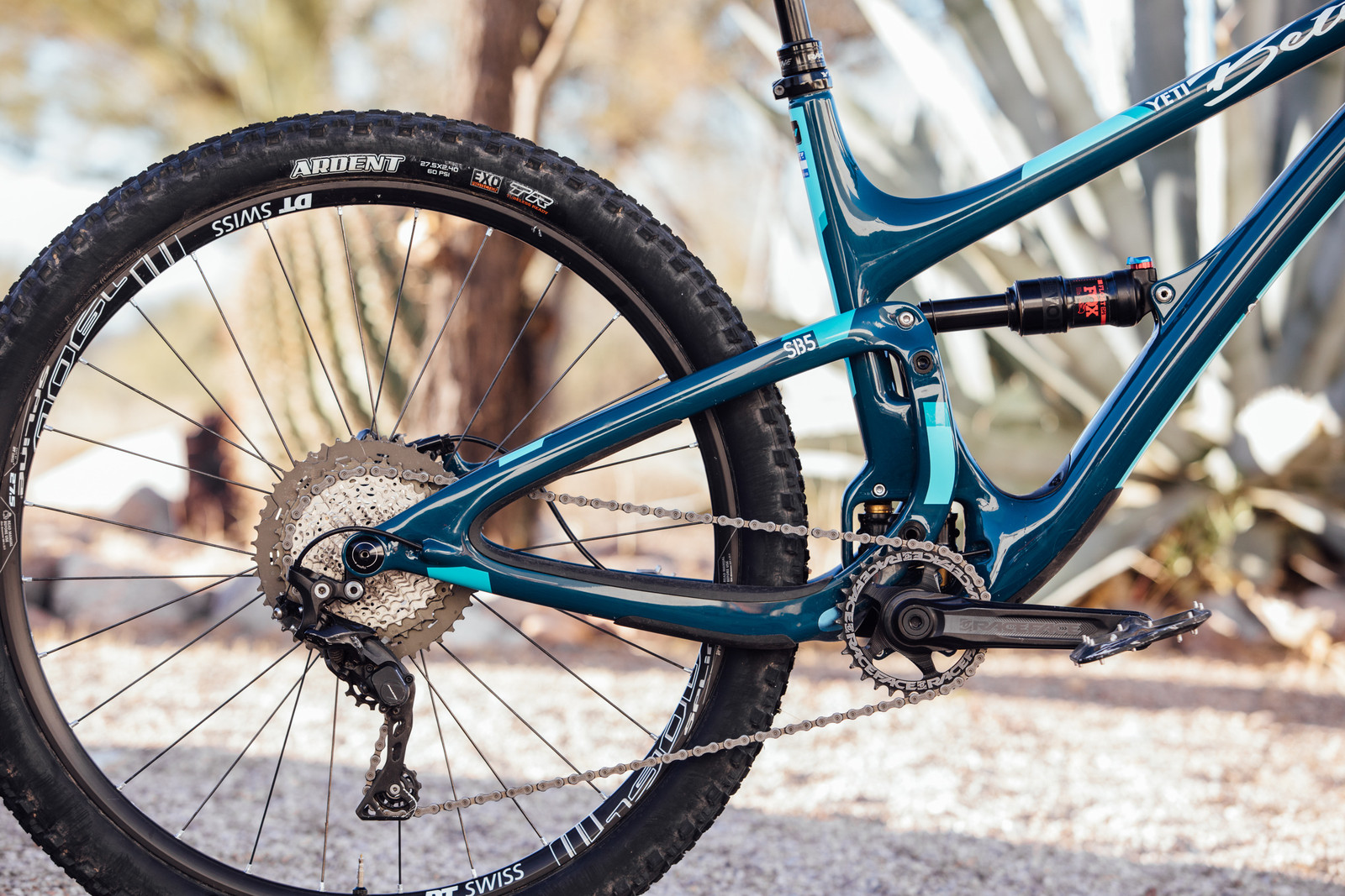 Yeti Beti SB5 Carbon XT / SLX - 2017 Vital MTB Test Sessions - Yeti Beti SB5 Carbon XT / SLX - 2017 Vital MTB Test Sessions - Mountain Biking Pictures - Vital MTB
