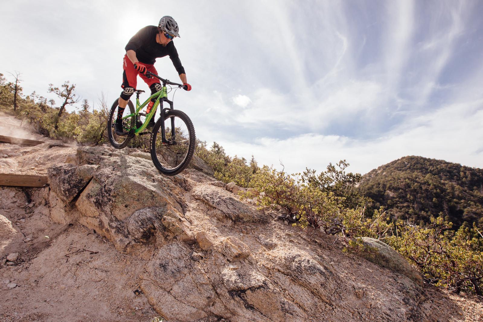 Guerrilla Gravity Trail Pistol - 2017 Vital MTB Test Sessions - Guerrilla Gravity Trail Pistol - 2017 Vital MTB Test Sessions - Mountain Biking Pictures - Vital MTB