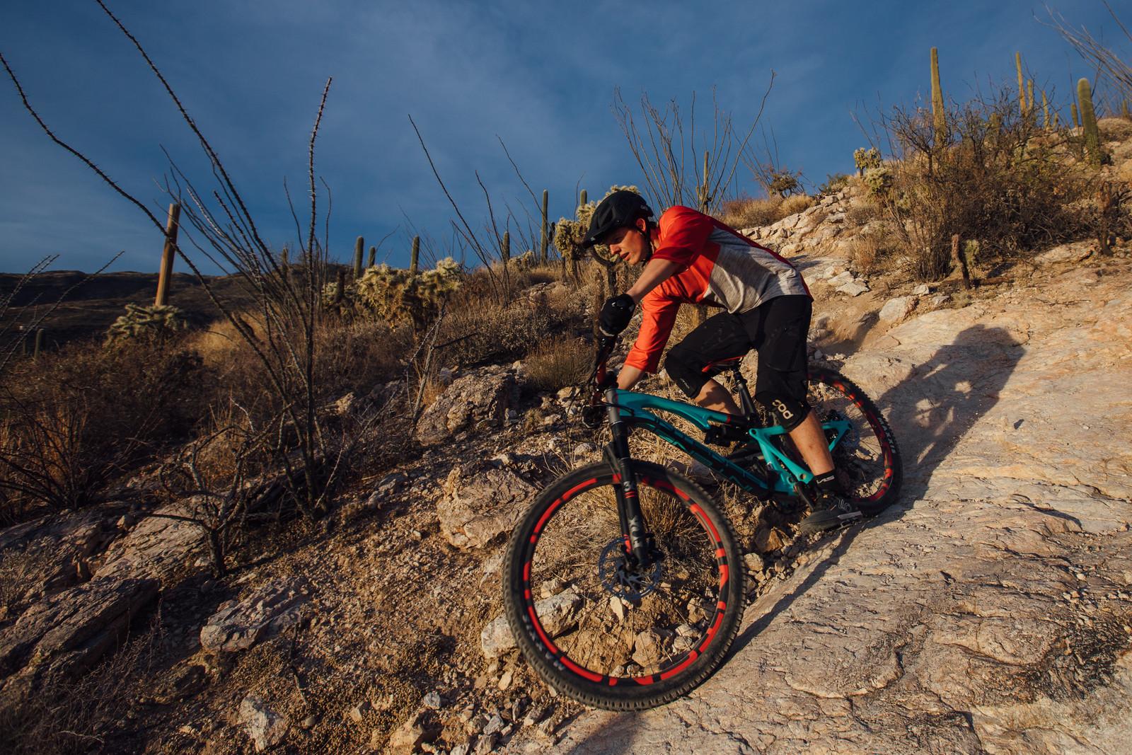 Intense Recluse Elite - 2017 Vital MTB Test Sessions - Intense Recluse Elite - 2017 Vital MTB Test Sessions - Mountain Biking Pictures - Vital MTB