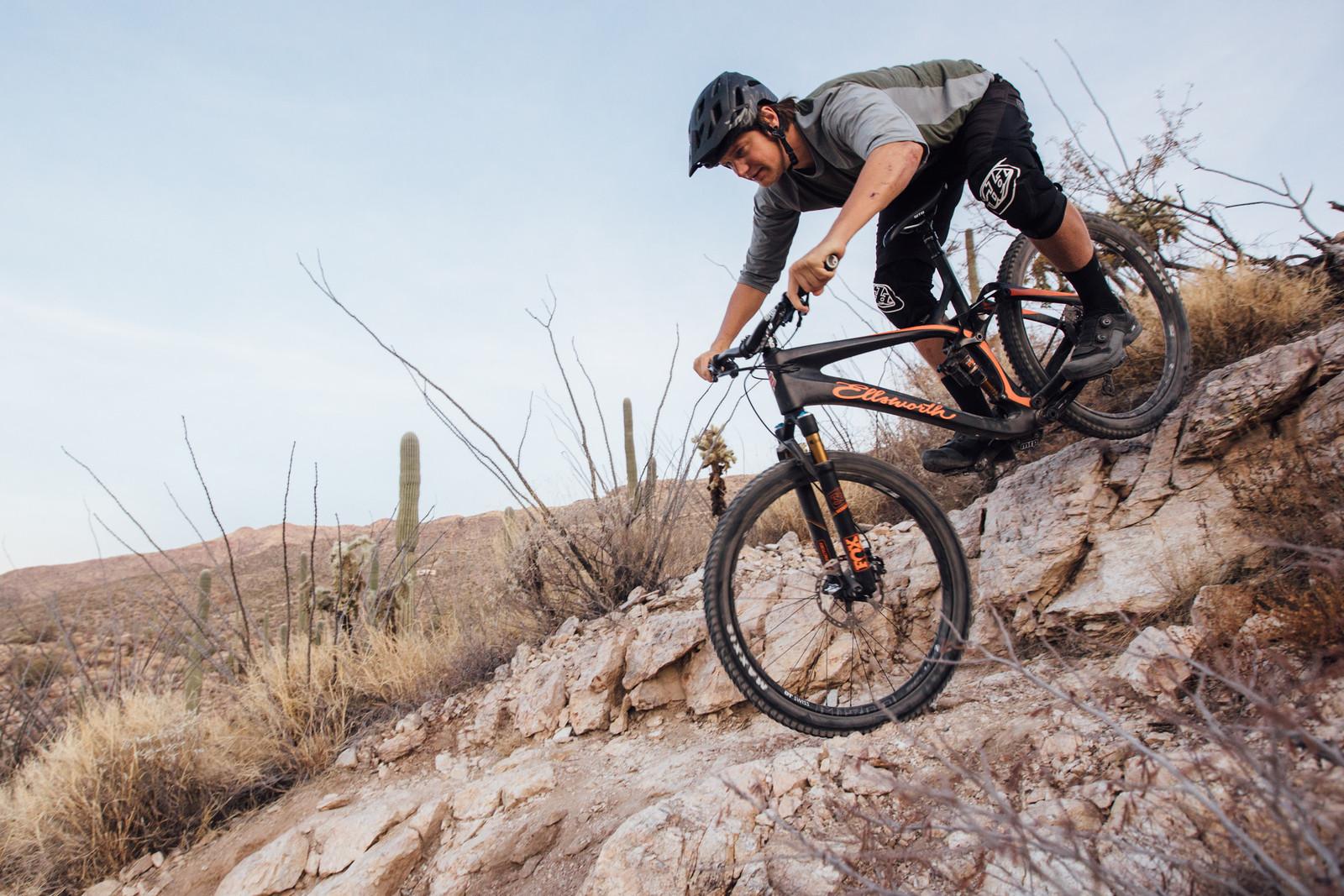 Ellsworth Rogue 60 XT 1X - 2017 Vital MTB Test Sessions - Ellsworth Rogue 60 XT 1X - 2017 Vital MTB Test Sessions - Mountain Biking Pictures - Vital MTB