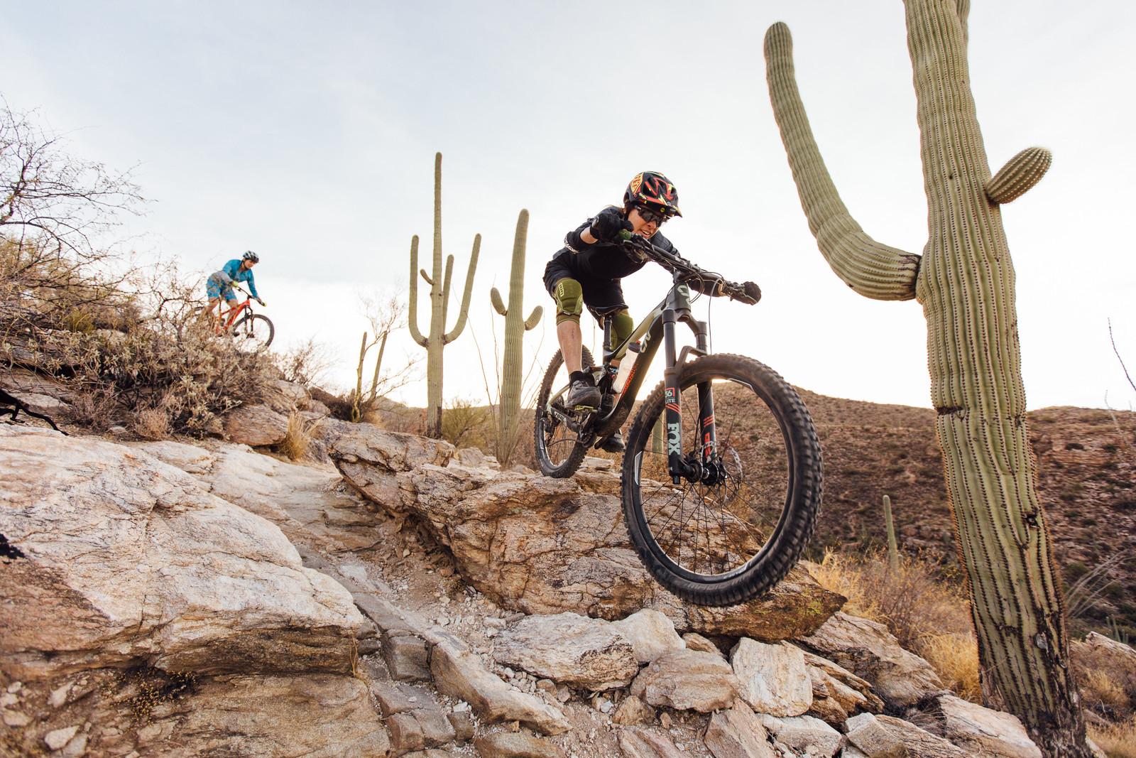 Liv Hail Advanced 1 - 2017 Vital MTB Test Sessions - Liv Hail Advanced 1 - 2017 Vital MTB Test Sessions - Mountain Biking Pictures - Vital MTB