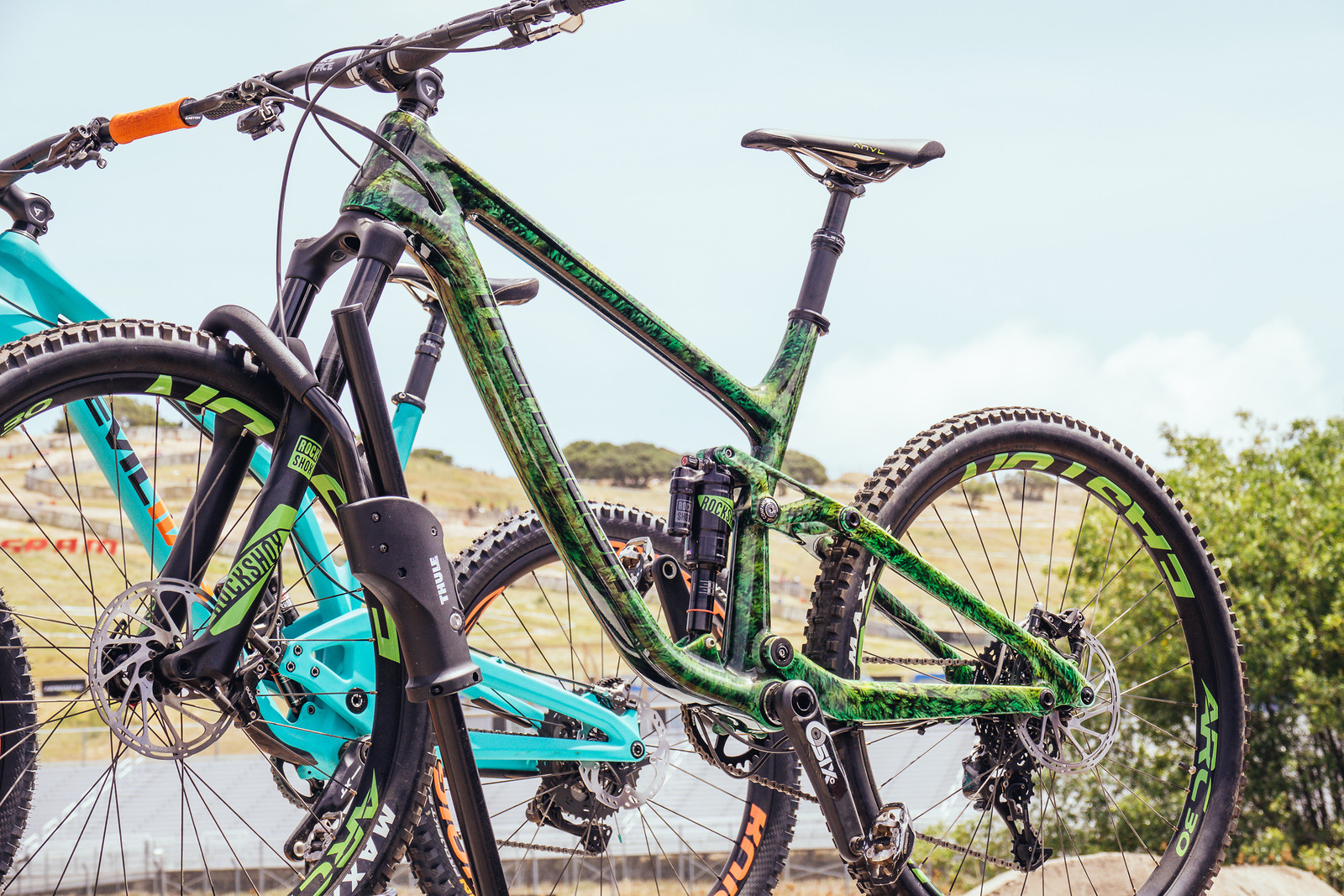 Custom Transition Patrol - FredLikesTrikes - Mountain Biking Pictures - Vital MTB