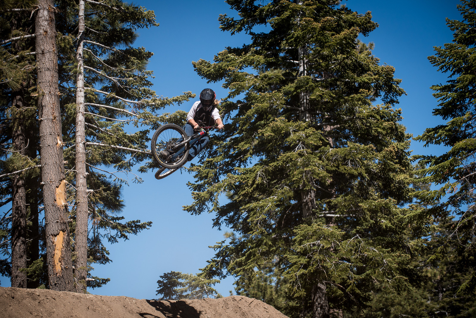 Wil White - Vital Ditch Day 2017 at Snow Summit Bike Park - Mountain Biking Pictures - Vital MTB