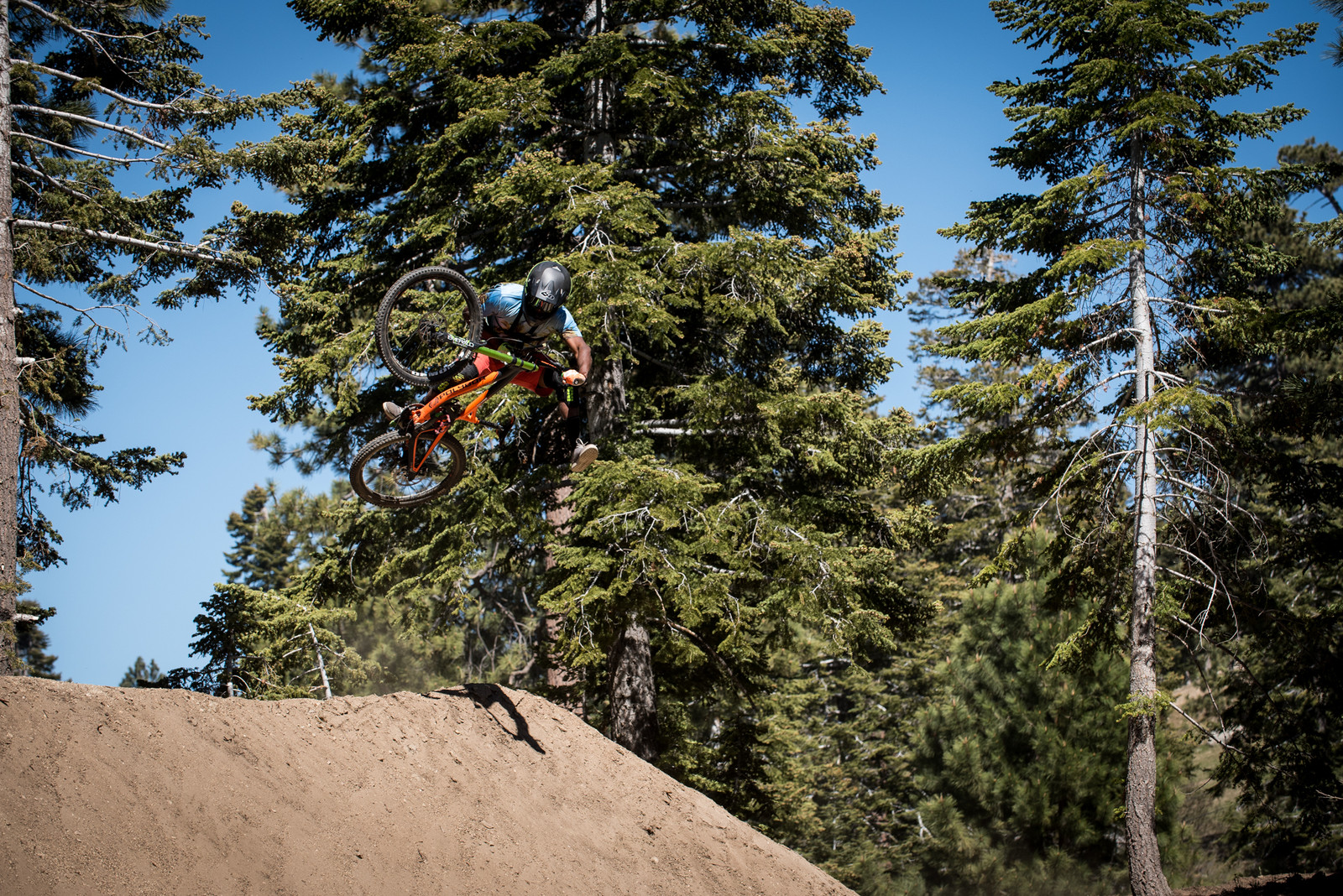 Cody Johnson - Vital Ditch Day 2017 at Snow Summit Bike Park - Mountain Biking Pictures - Vital MTB