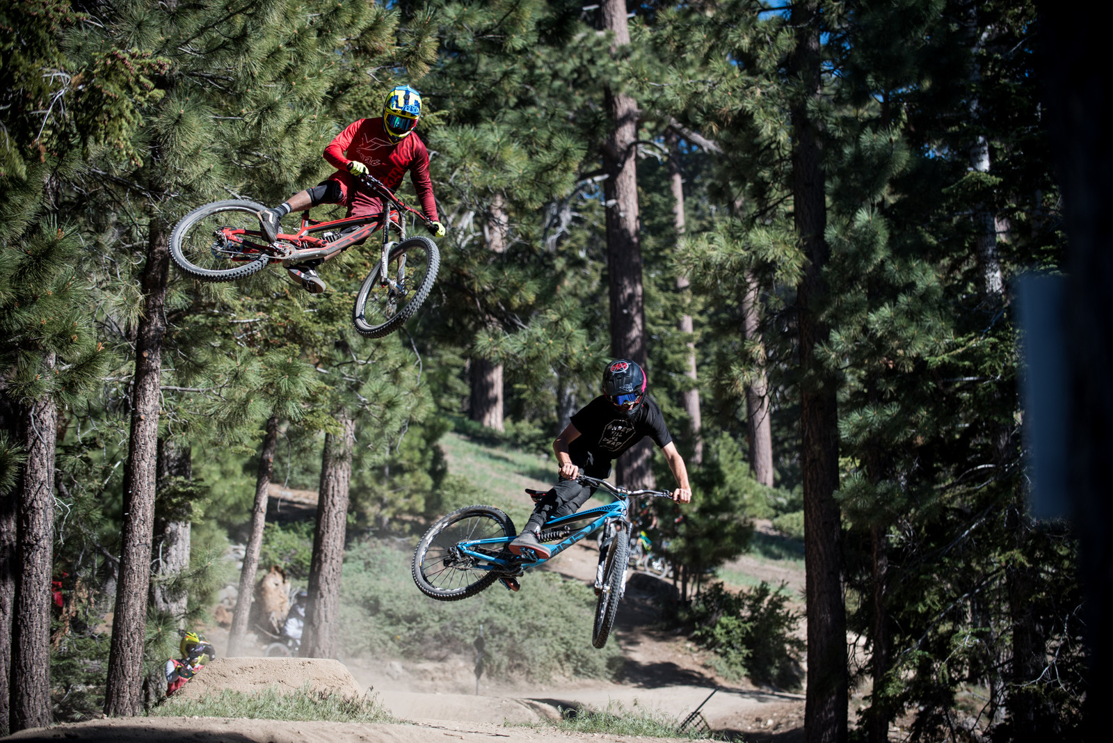 Vital Ditch Day at Snow Summit Photo Gallery - Vital Ditch Day 2017 at Snow Summit Bike Park - Mountain Biking Pictures - Vital MTB