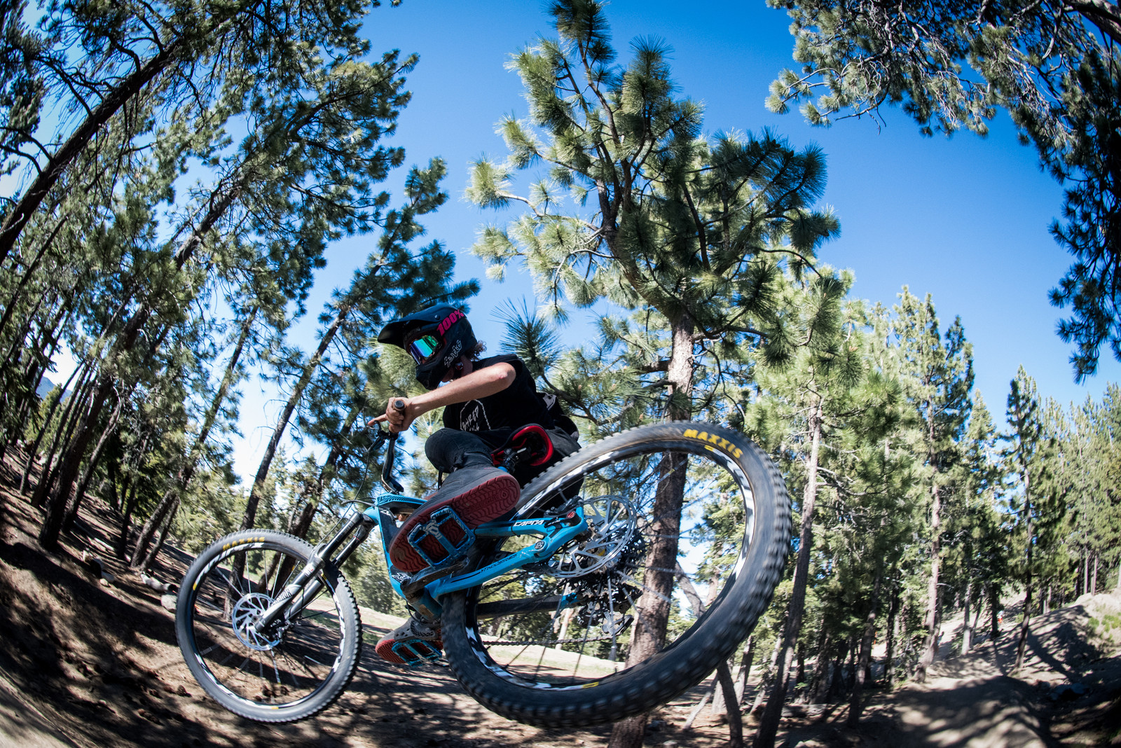 Ray Syron - Vital Ditch Day 2017 at Snow Summit Bike Park - Mountain Biking Pictures - Vital MTB