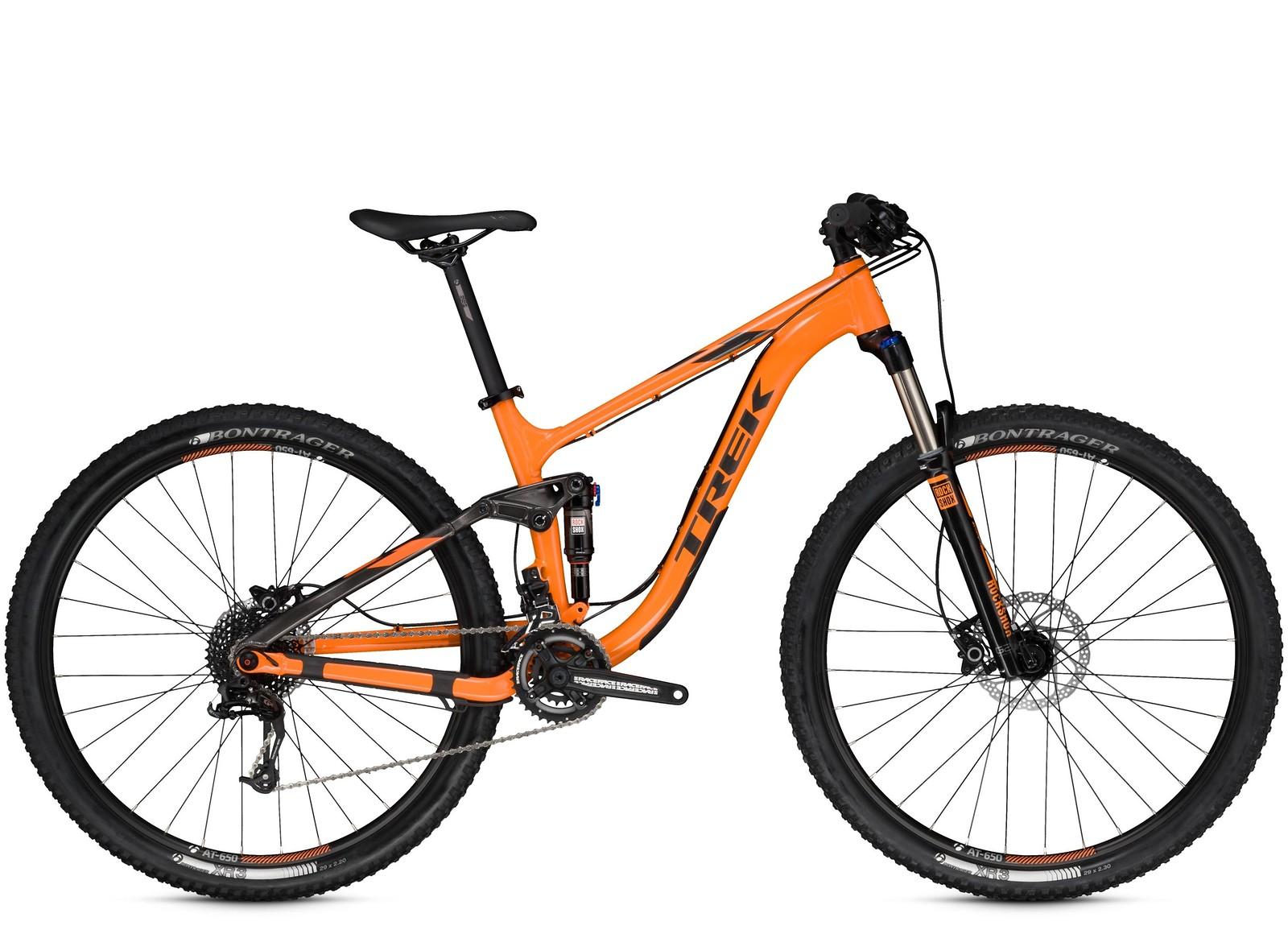 Trek Fuel EX 5 29 - FredLikesTrikes - Mountain Biking Pictures - Vital MTB