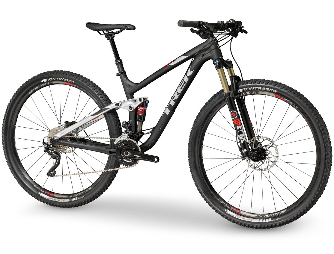 Trek Fuel EX 8 29 - FredLikesTrikes - Mountain Biking Pictures - Vital MTB